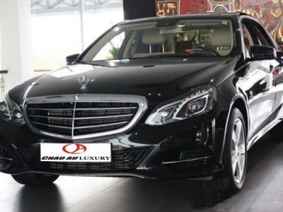 2016 Mercedes E200 Car Rental